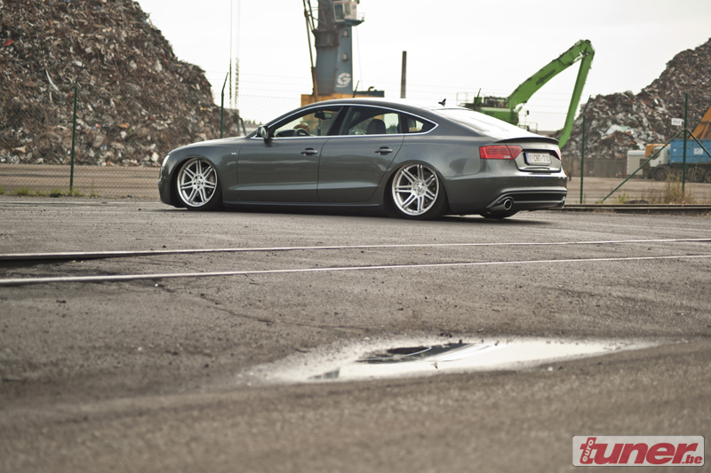 A5 Sportback Very Low Clearance