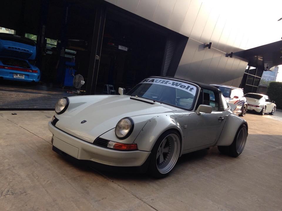Rwb Porsche Ducktail Tagged Porsche Rwb