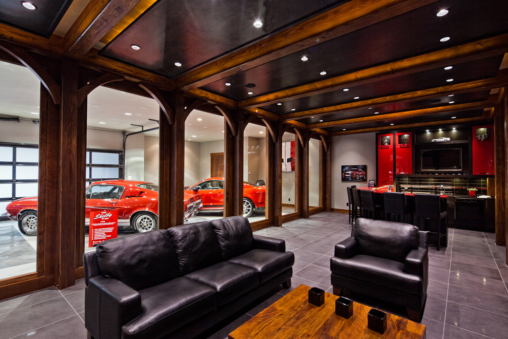 Man Cave Garage Design Ideas : Eurotuner europe dreamgarages part ultimate mancave