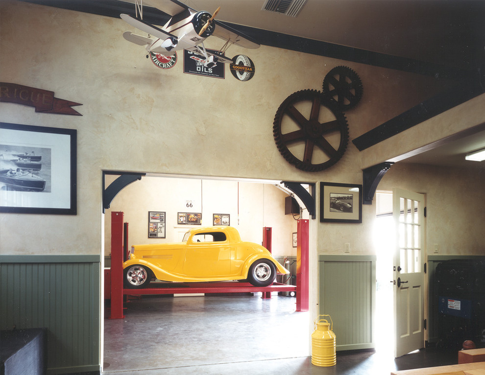 Dreamgarages Part 6 – Ultimate mancave! – Automotive Tuner