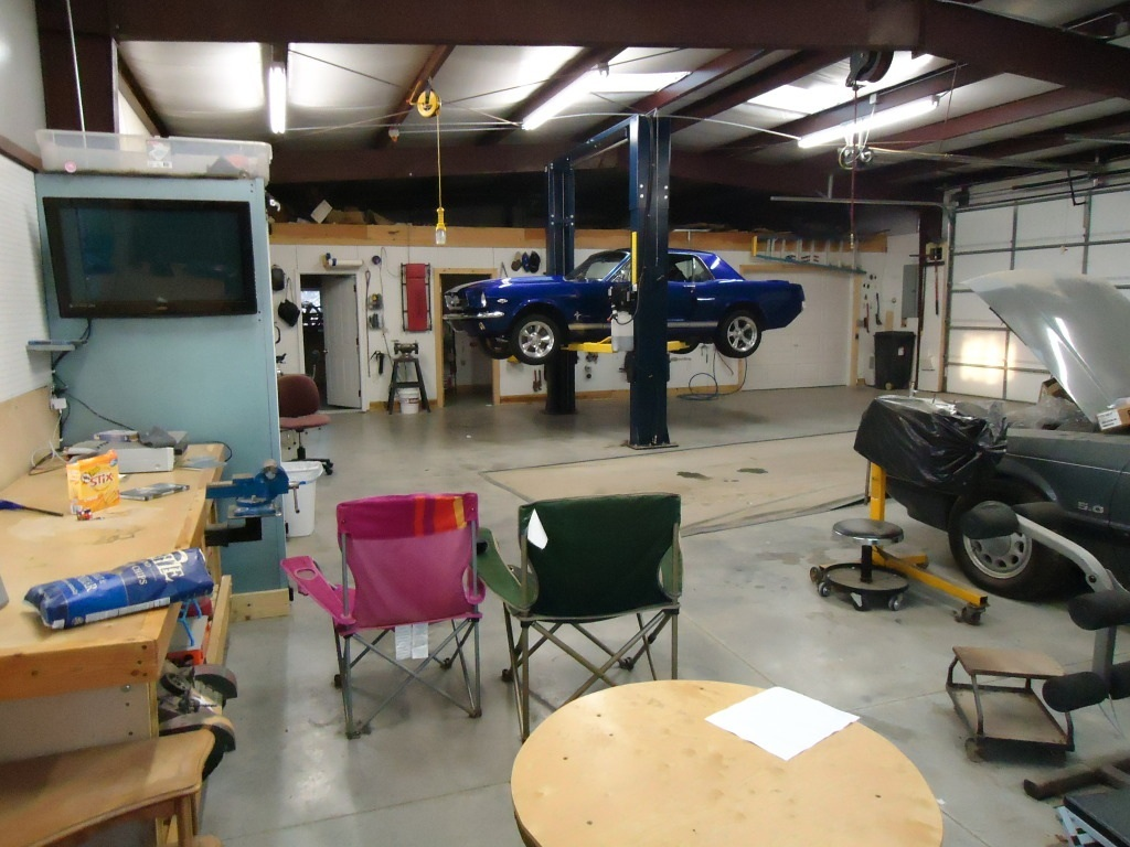 Man Cave Garage Houston : New classic car garage ideas katalog