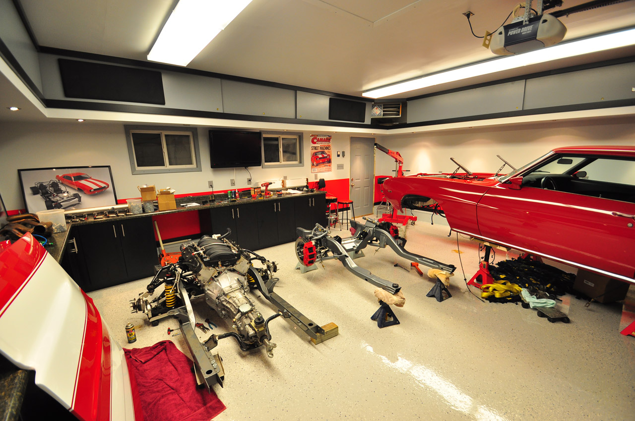 Dreamgarages Part 6 Ultimate Mancave Automotive Tuner