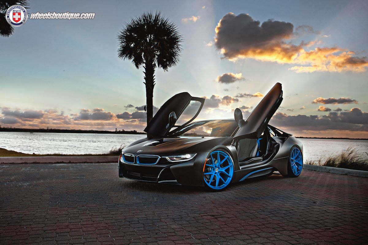 Bmw I8 Eco Never Looked So Good Before Automotive Tuner