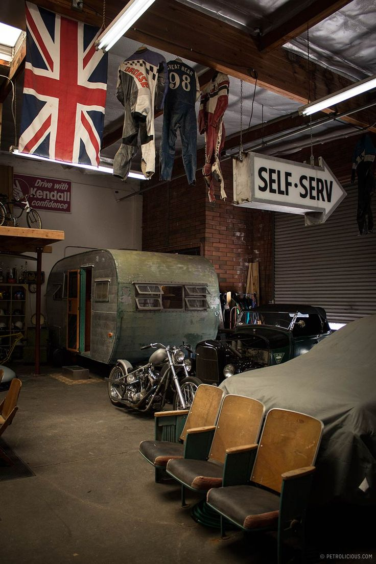 Man Caves In Garage : Top man cave ideas automotive tuner
