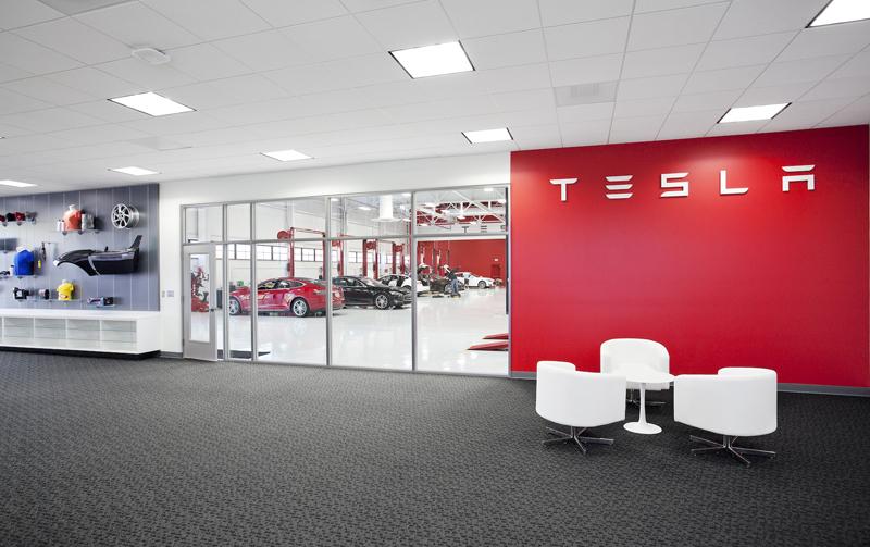 Tesla zaventem