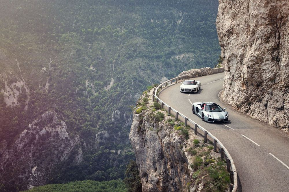 Eurotuner Europe 187 Greatest Driving Roads In Europe